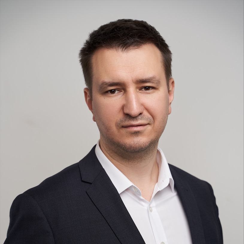 Timur Khazratkulov Operational Director