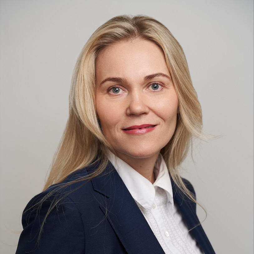 Ludmila Reva Commercial director